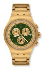 Reloj Swatch - Golden Block Green