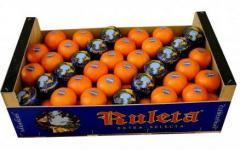 Caja Mandarinas 10 kg RULETA Extra Selecta
