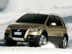 Auto Fiat Sedici
