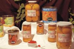 Conservación de frutas