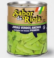 Alubia Verde 1 kg.