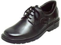Zapato cordones unidormidad