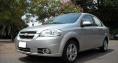 CHEVROLET Aveo Sedan 1.4 16v LS Gasolina sin plomo