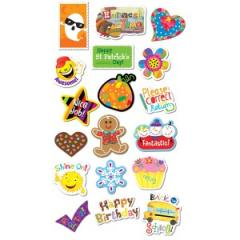 Libro Seasons and Holidays Stickers Jumbo Pack