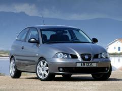 Auto Seat Ibiza 1.4