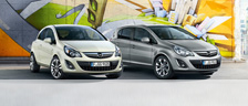 Coche Opel Corsa
