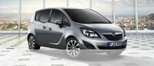 El Opel Meriva