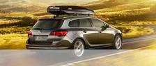 El Opel Astra Sports