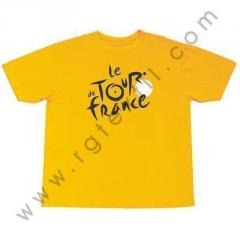 Camiseta publicitaria standard