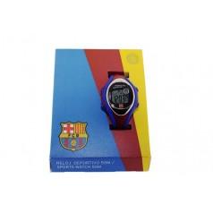 Reloj Fútbol Club Barcelona cadete digital