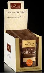 SALSA DE FOIE GRAS NATURAL DE PATO