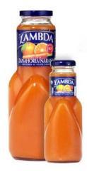 Jugo zanahoria-naranja
