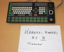 Teclado Krauss-Maffei MC 3
