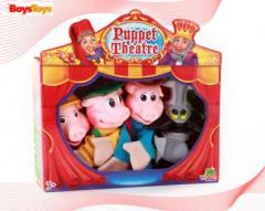 Set de Marionetas