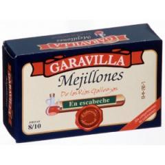 Mejillones en escabeche de las Rías gallegas