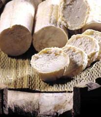 Rollitos de queso de cabra