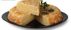 La tortilla gourmet