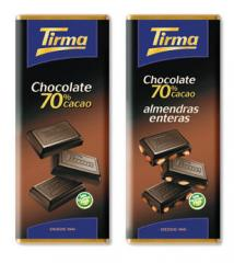 Chocolate Tirma 70% Cacao
