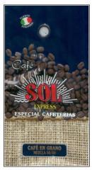CAFÉ EN GRANO MEZCLA   50/50