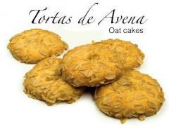 Tortas de Avena
