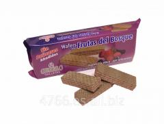 BARQUILLO CON RELLENO DE CHOCOLATE