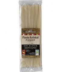 Espaguetis de arroz