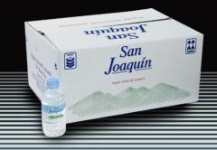 Agua Mineral Natural 'San Joaquín'