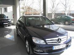 Automovil Mercedes-Benz C C 200 CDI BE