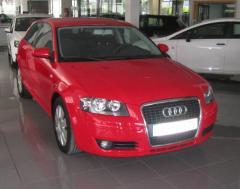 Automovil Audi A3 1.9 TDI