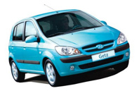 Automovil Hyundai Getz 1.2 I