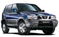 Automovil Nissan Terrano 2.7 TDI
