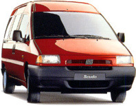 Automovil Fiat Scudo 1.9 JTD