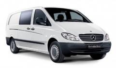 Automovil Mercedes-Benz Vito