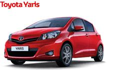 Automovil Toyota Yaris