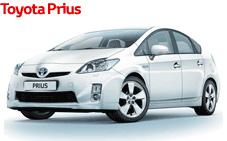 Automovil Toyota Prius
