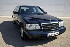 Automovil Mercedes S500