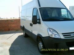 Automovil Iveco Daily