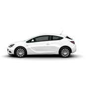 Automovil Opel Astra GTC