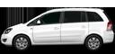 Automovil Opel Zafira