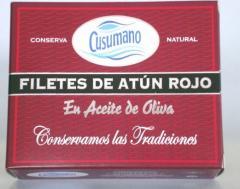 Filete Atún Rojo Aceite Oliva