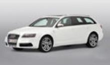 Automovil Audi S6 Avant