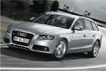 Automovil Audi A4 Avant
