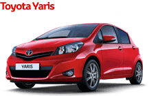 Automovil Toyota Yaris