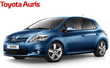 Automovil Toyota Auris