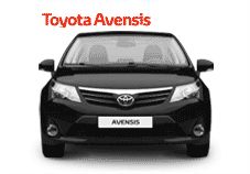 Automovil Toyota Avensis