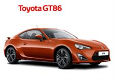 Automovil Toyota GT86