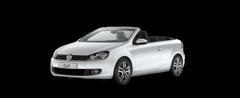 Automovil Volkswagen Golf Cabrio