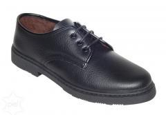 Zapatos de invierno de hombres