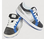 Nike Isolate Jr Gris y Azul
