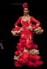 Trajes flamenca